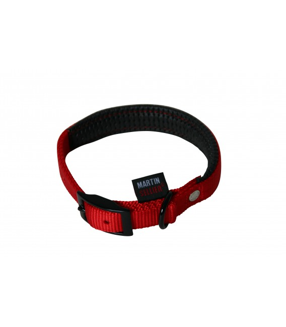 COLLIER CONFORT 16-35 ROUGE