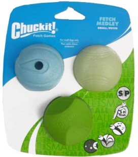 FETCH MEDLEY SMALL 3 PACK