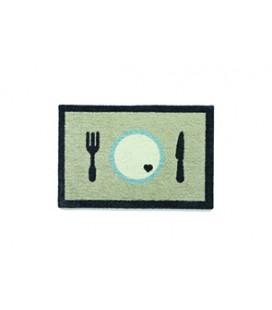 NAPFUNTERLAGE 40 X 60 CM DINNER BEIGE