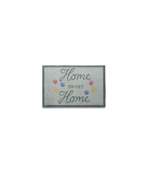 "TAPIS D'ENTREE SWEET HOME"" 50X75CM"