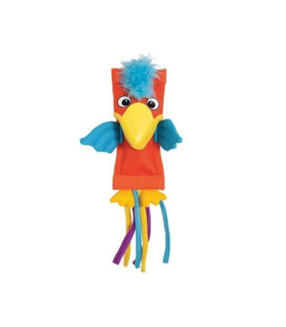 FIREHOSE PARROT TOY