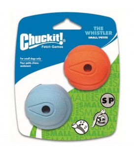 WHISTLER BALL SMALL 2 PACK