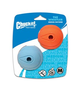WHISTLER BALL MEDIUM 2 PACK