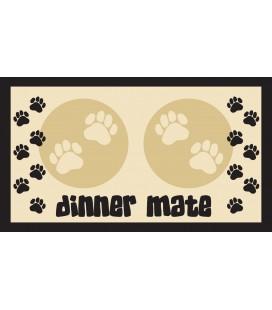 DINNER MATE CREAM 40 X 60 CM
