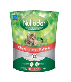 NULLODOR LITIERE CHAT 6 KG
