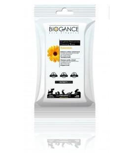 BIOGANCE LINGETTES NETTOYANTES 25 PCS