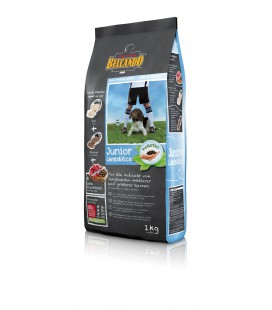 JUNIOR LAMB & RICE 1 KG BELCANDO NEW