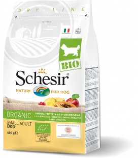 SCHESIR DOG MAINTENANCE CHICKEN 600 G BIO