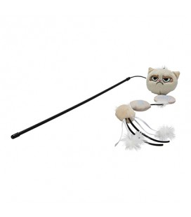 ROSEWOOD ANNOYING CAT WAND GRUMPY CAT