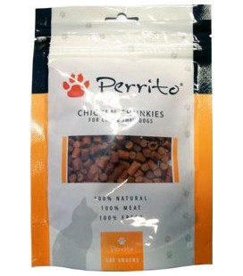 PERRITO CHICKEN CHUNKIES FOR CATS
