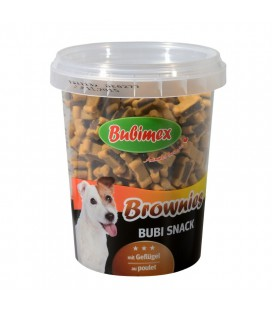 BUBI SNACK BROWNIES 300 G