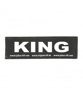 K9 LOGO 160 X 50 MM KING