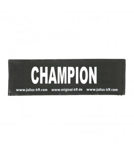 K9 LOGO 110 X 30 MM CHAMPION
