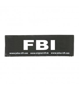 K9 LOGO 110 X 30 MM FBI