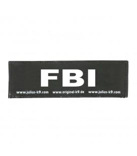 K9 LOGO 110 X 30 MM FBI