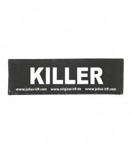 K9 LOGO 110 X 30 MM KILLER
