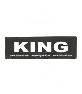 K9 LOGO 110 X 30 MM KING