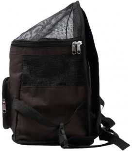 FRONT CARRIER WOUAPY 31X22X25CM BLACK