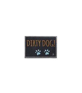 SCHMUTZSCHLEUSE DIRTY DOG GRAU 50X75CM