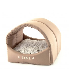 TUNNEL IGLOO 40 CM BEIGE