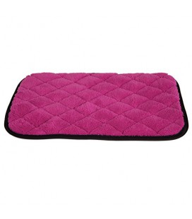 JG QUILTED MAT ROSE