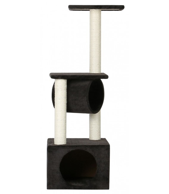 ARBRE A CHAT MISTY NICHE ANTHRACITE
