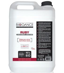 APRES-SHAMP TEXTURISANT 5 L BIOGANCE RUBY