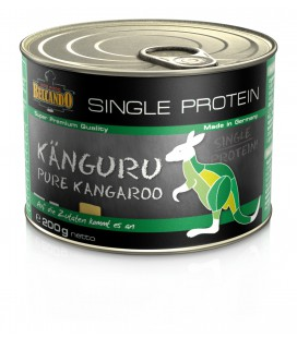 "BOITE 200 G ""SINGLE PROTEIN"" KANGOUROU"