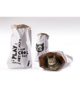 LOVE CAT'S BAG 50 X 80 CM