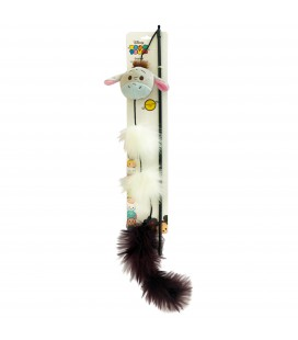 ROSEWOOD BOURRIQUET WAND CAT TOY