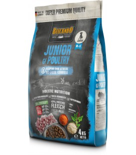 JUNIOR GF POULTRY 4 KG BELCANDO NEW