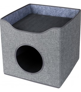 WOUAPY CAT BOX TERRASSE