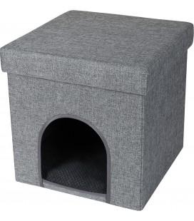 WOUAPY CAT BOX HOCKER