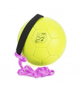 K9 SHOWTRAINING BALL 170 MM JAUNE FLUO