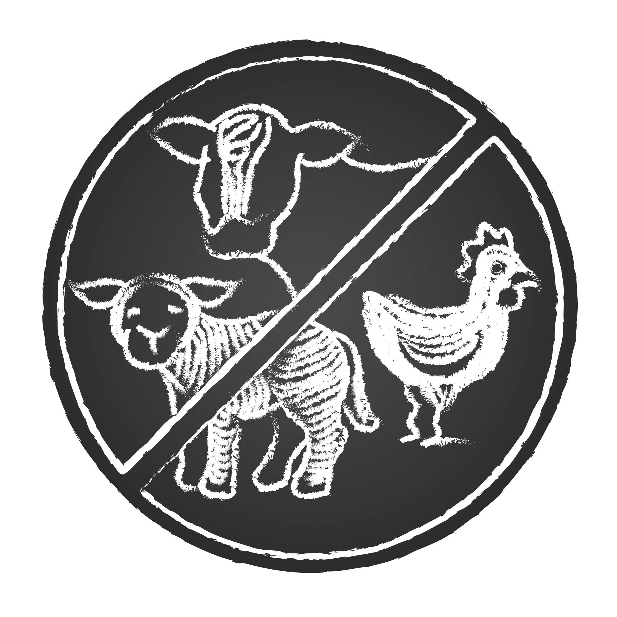 Sans protéines d'animaux terrestres