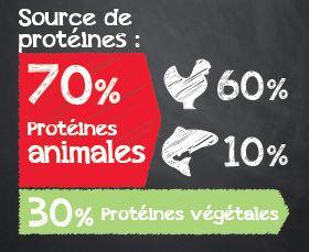 Protéine animale et végétale Belcando Adult GF Poultry